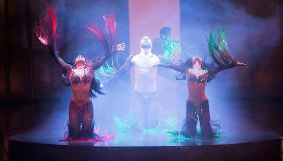 Zumanity by Cirque du Soleil Show Las Vegas
